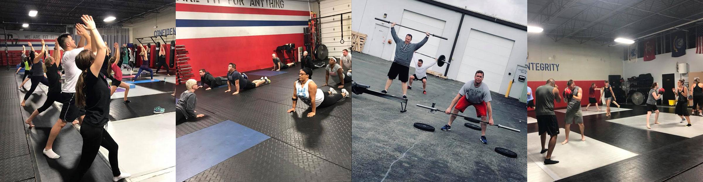 TEAM OKM   Krav Maga, Crossfit and Fitness Challenges